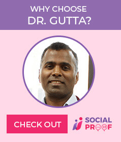 Why choose Dr. Venkat Gutta on SocialProof.Co